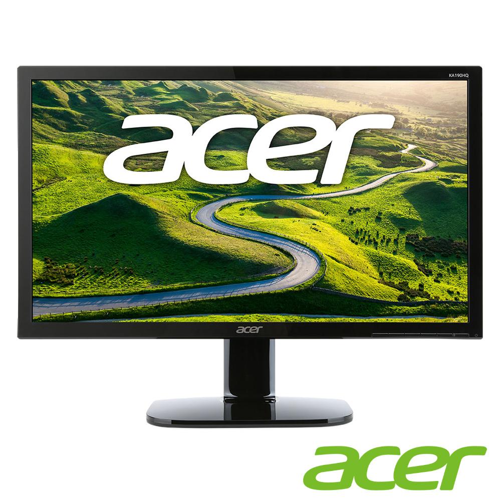 acer KA200HQ 20型 護眼電腦螢幕