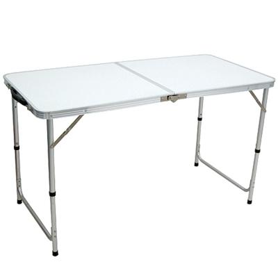 120cm手提鋁合金箱型便攜式行動折疊桌休閒桌(MB120)