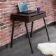 澄境 工業風掀蓋收納電腦工作桌(80x50x76公分)-DIY