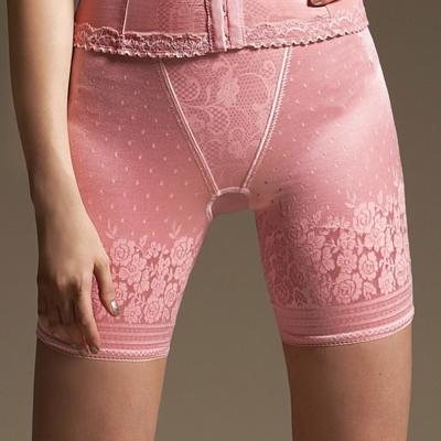 曼黛瑪璉 魔幻美型  重機能高腰中管束褲P32020(玫瑰粉)