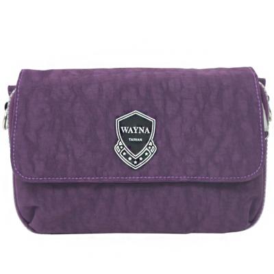 薇娜 WAYNA -小巧腰包可斜背手拿側背 EV-8926-紫