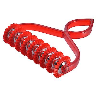 Marcato 義大利 Pasta Bike 萬用滾輪 紅色