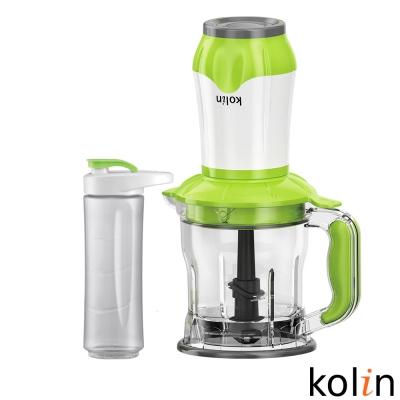歌林kolin-隨行杯冰沙食物調理機KJE-MNR5732RG