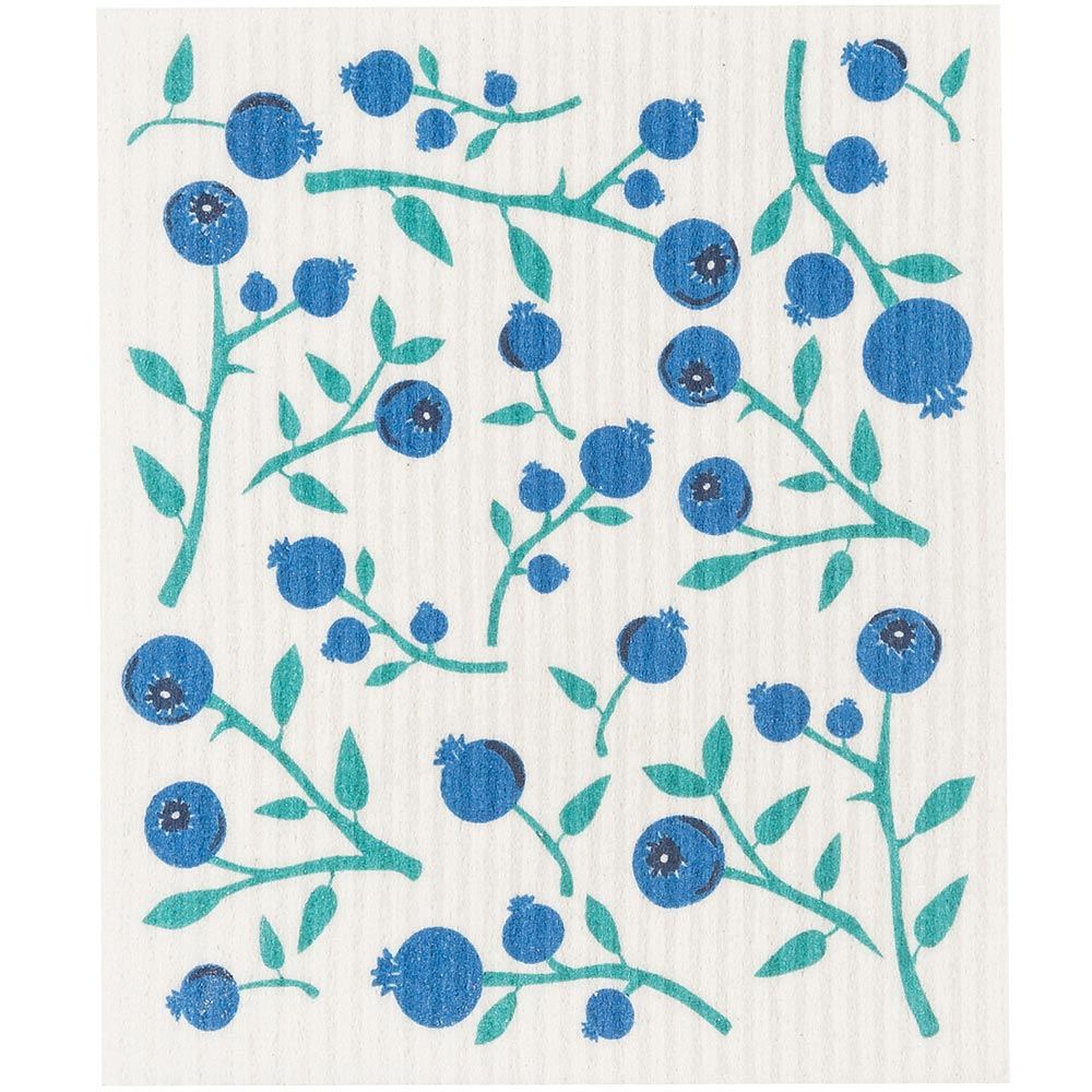 NOW 瑞典環保抹布(藍莓)