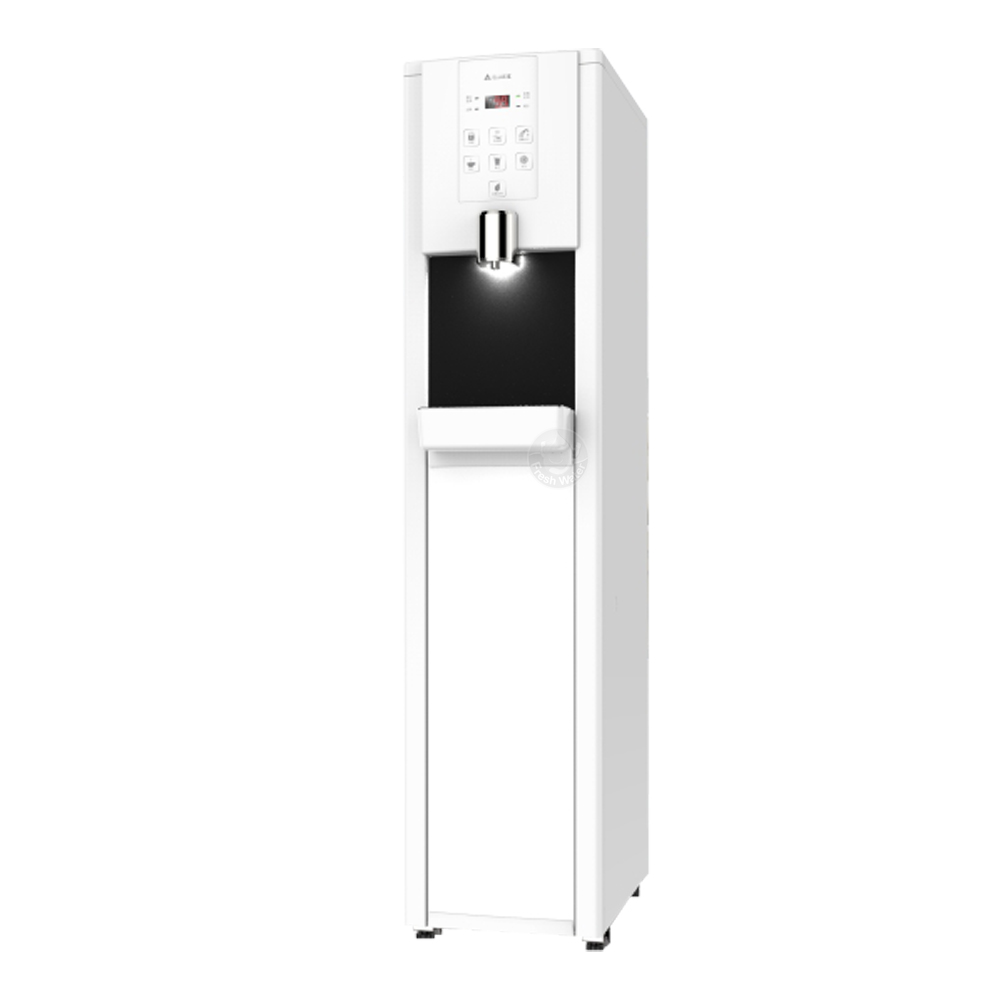 元山 YS-8211RWSAB 立式觸控式冰溫熱飲水機(內置五道RO機) @ Y!購物