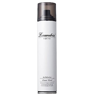 日本朗德林Laundrin室內芳香噴霧劑160ml 經典花香