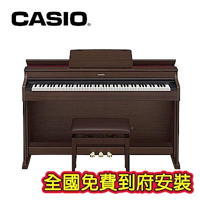 CASIO AP-470 BN 88鍵數位電鋼琴 棕色木質色款