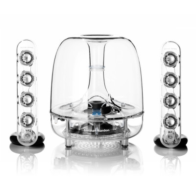 【harman/kardon】SoundSticks Wireless 2.1聲道 藍牙喇叭 哈曼卡頓