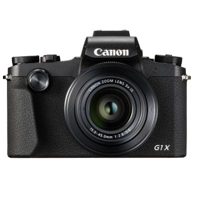 【64G原電】Canon G1 X Mark III 大光圈類單眼相機(公司貨)