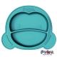 矽膠防滑餐盤(海水藍/寶石紅/萊姆綠)