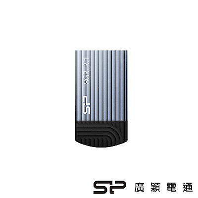 SP廣穎 Jewel J20 USB3.1 隨身碟 8GB (孔雀藍)