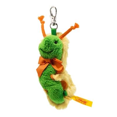 STEIFF德國金耳釦泰迪熊 - 經典吊飾- Pendant Caterpillar毛毛蟲