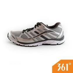 361男運動常規慢跑鞋-銀/灰