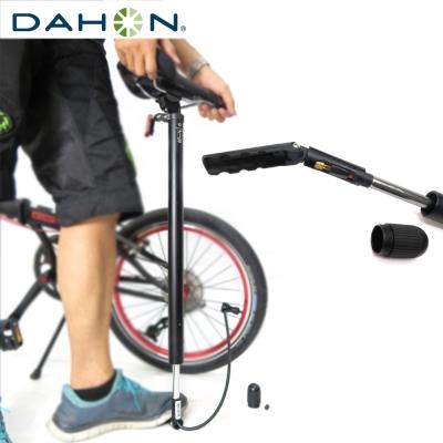【DAHON】BioLogic Zorin Pump 鋁合金含打氣筒座管-霧黑