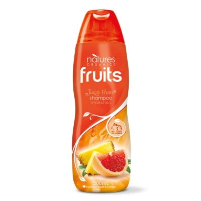 澳洲Natures Organics 植粹高保濕洗髮精(橙)500ml