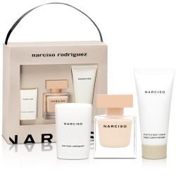 Narciso Rodriguez裸時尚禮盒-送紙袋+針管隨機款
