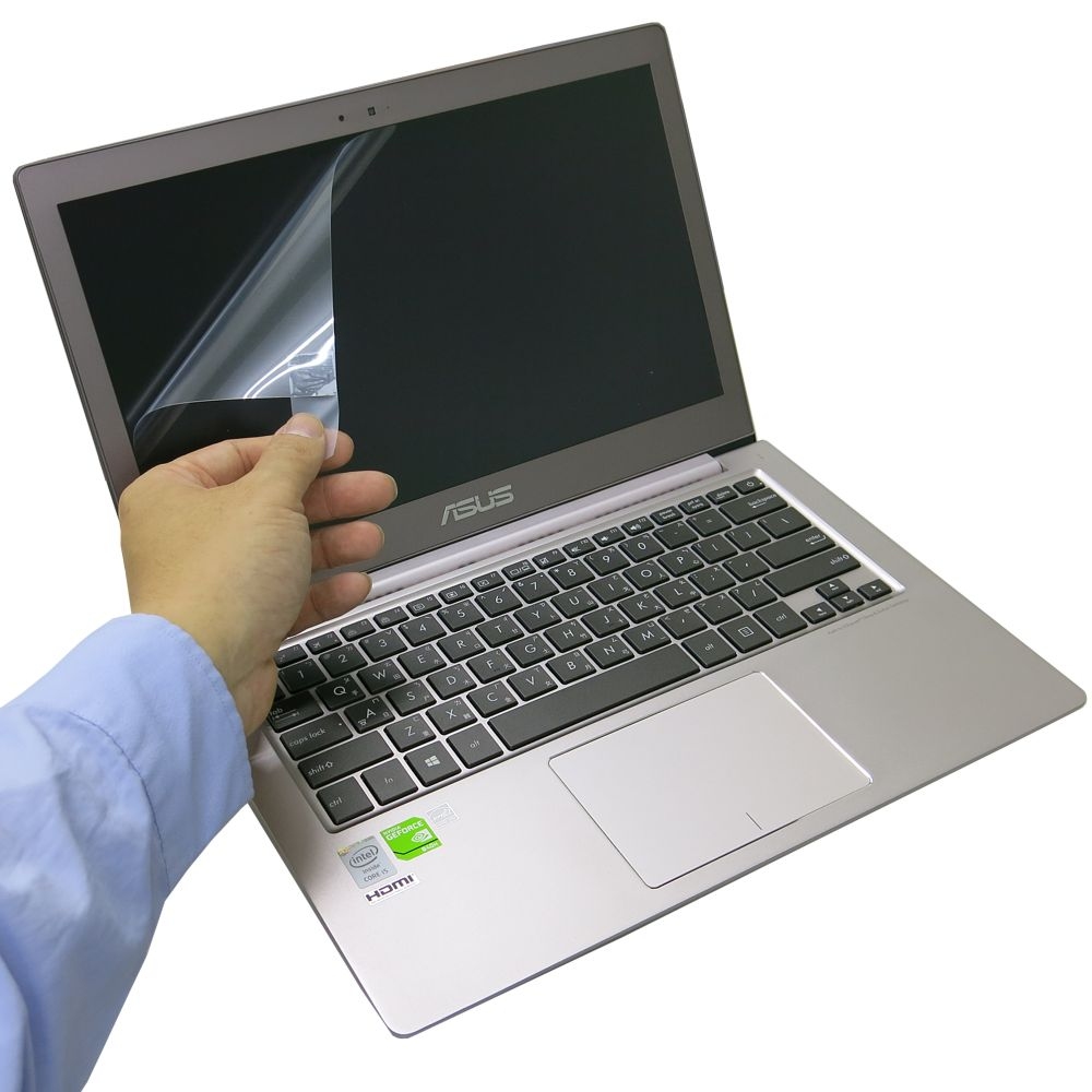 EZstick ASUS UX303 專用 靜電式筆電LCD液晶螢幕貼