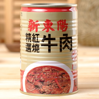 新東陽 紅燒牛肉(440g)