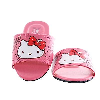 Hello kitty室內拖鞋 sk0445 魔法Baby