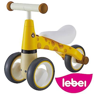 lebei 樂貝幼兒平衡滑步車-長頸鹿