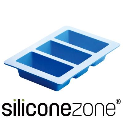 Siliconezone 施理康耐熱矽膠3格條型蛋糕模