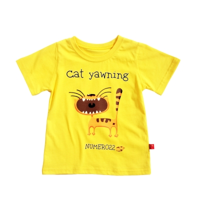魔法Baby 台灣製男童夏季短袖T恤 k39887