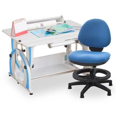時尚屋 蒂芙尼兒童伸縮成長書桌椅組可選色/免運費/台灣製