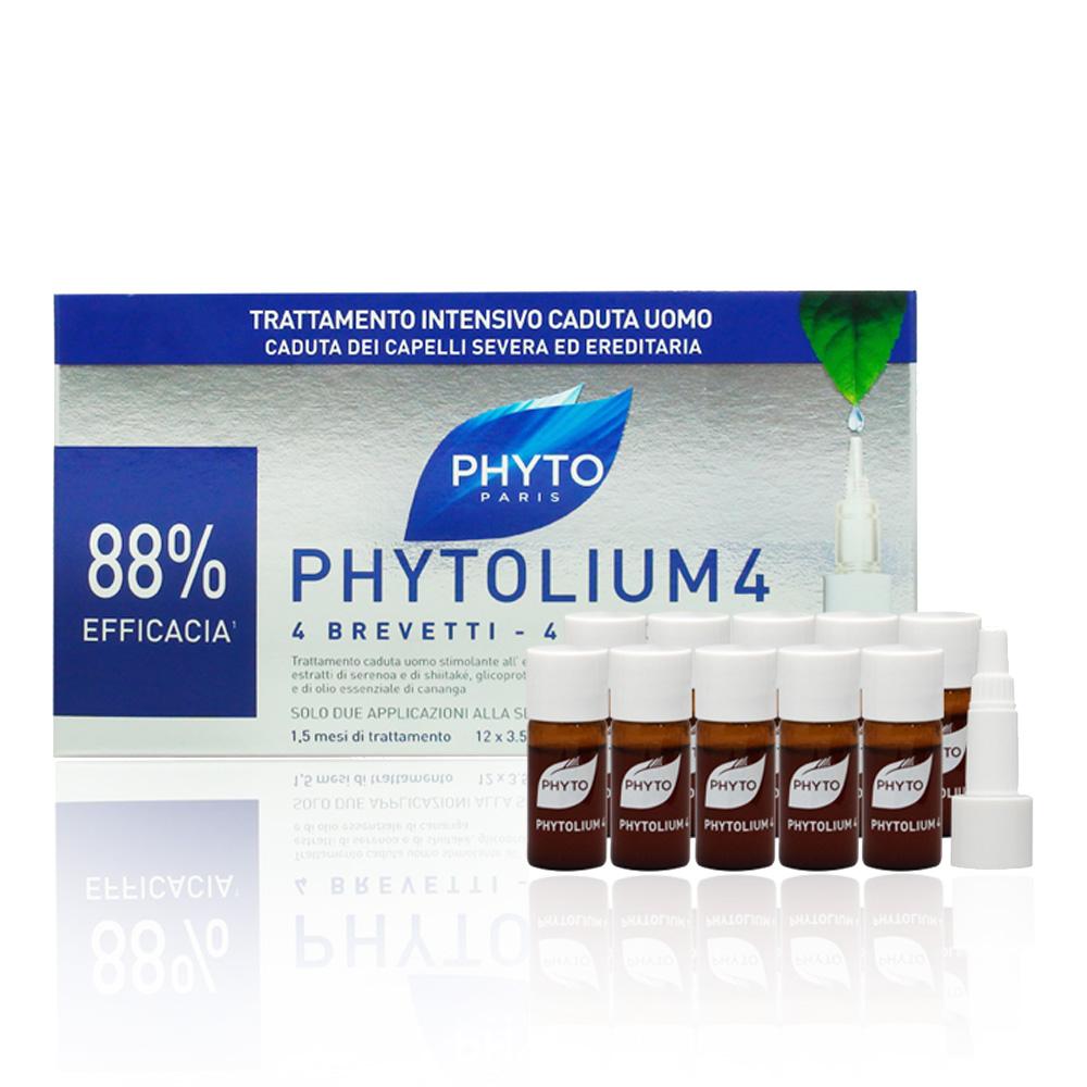 PHYTO 髮絲能量養髮液3.5mlx12入-快速到貨