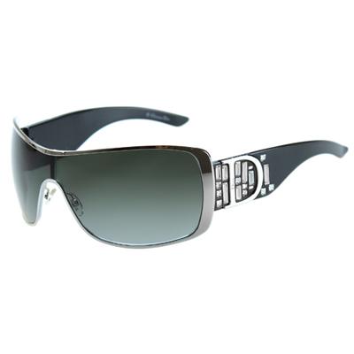 Dior-時尚太陽眼鏡(銀色)