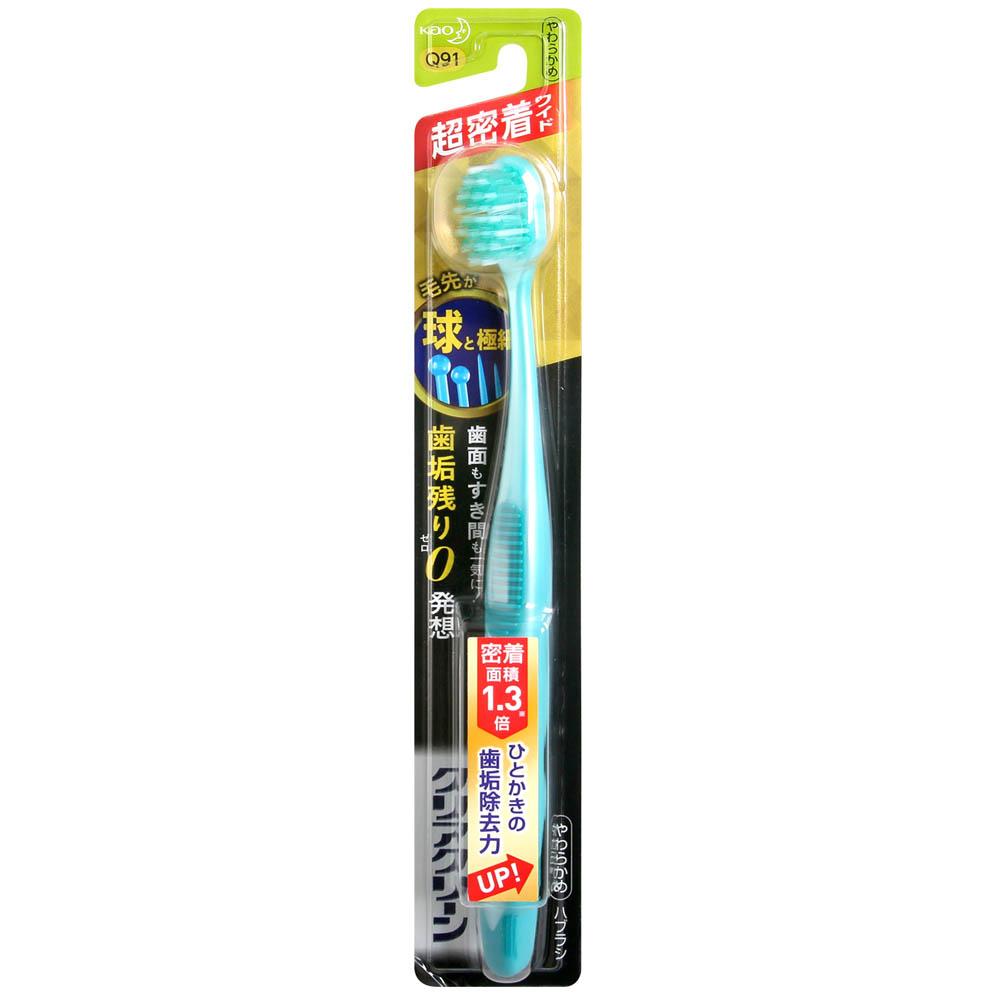 花王  Clearclean球型與極細雙重刷毛牙刷-超密著軟毛(1支入)