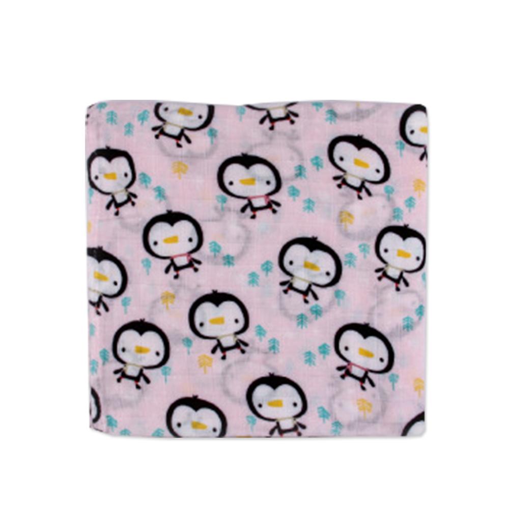 荷蘭Muslintree嬰兒雙層紗布包巾蓋被