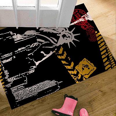 范登伯格 - 大藝術家 進口踏墊 - 自由女神 (60 x 100cm)