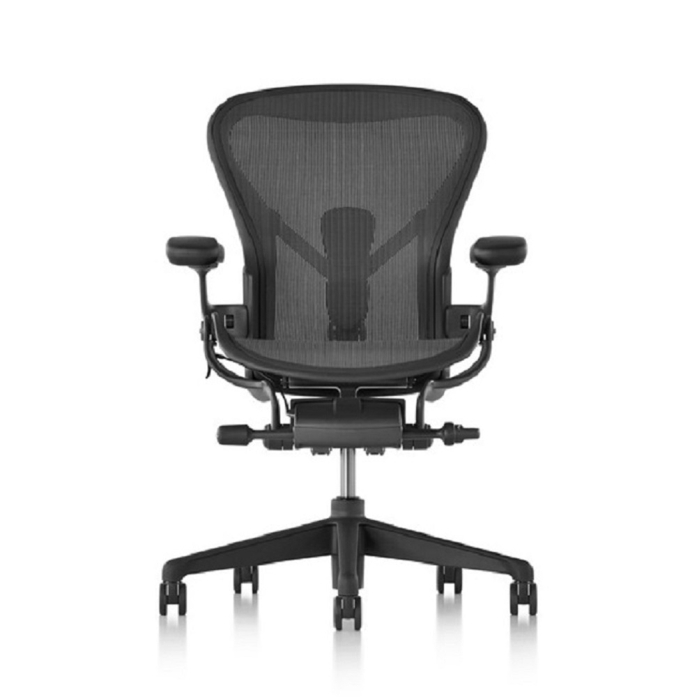 Herman Miller Aeron 2.0人體工學椅 經典再進化(全功能)A SIZE product image 1