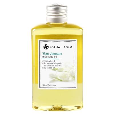 Bath & Bloom 泰國茉莉植物按摩油 150ml