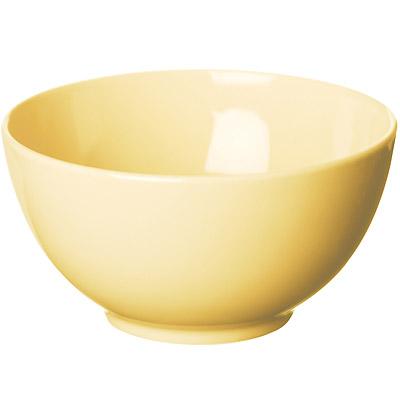 EXCELSA Trendy陶餐碗(奶油黃14.5cm)