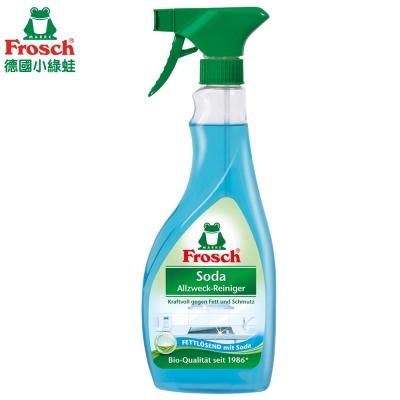 Frosch德國小綠蛙  天然全效蘇打清潔噴劑 500ml