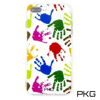 PKG APPLE IPhone7/8 Plus (5.5)彩繪空壓氣囊浮雕彩繪...