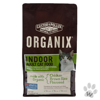 歐奇斯ORGANIX《室內貓有機飼料》5.25磅-1入