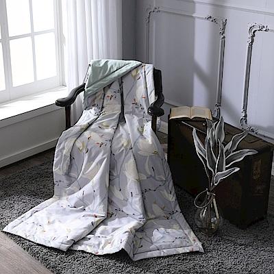 BBL嘉德麗雅100%精梳棉.印花傳統單人涼被