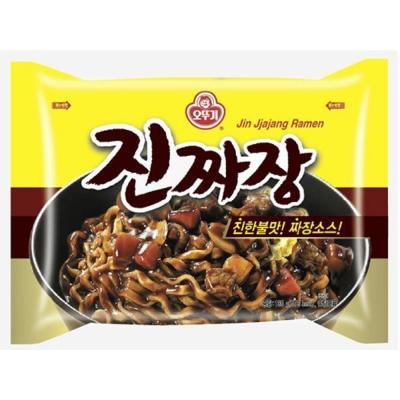 韓國不倒翁OTTOGI 真炸醬麵(135g)