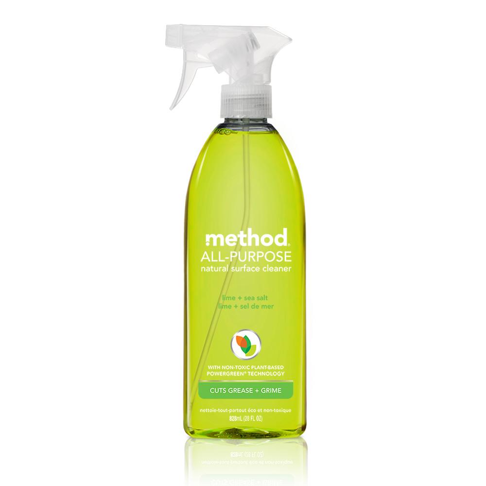 Method 美則 全效多功能清潔劑 - 萊姆海鹽