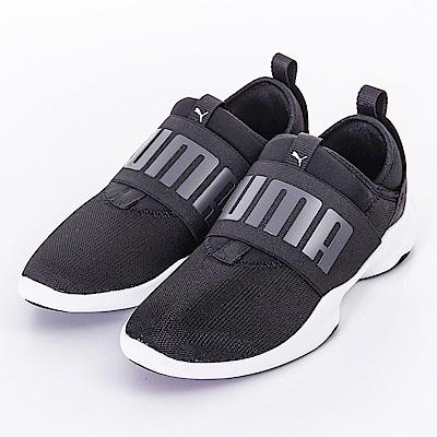 PUMA-Dare男女慢跑鞋36369901-黑