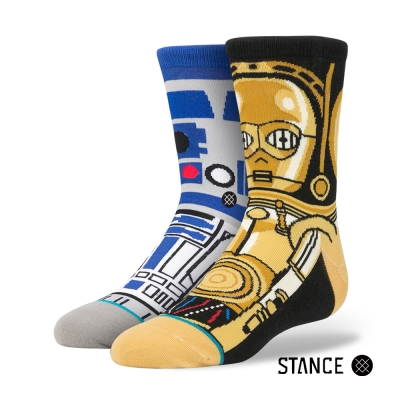 STANCE DROID-男襪-STAR WARS星際大戰