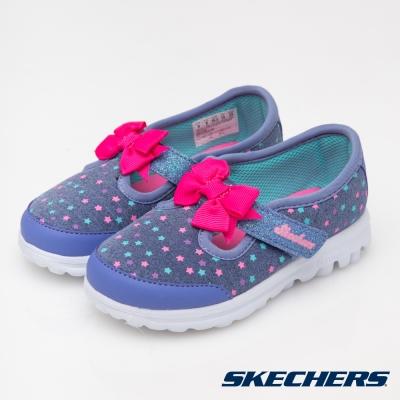 SKECHERS (童) 女嬰系列 GO WALK - 81148NLVMT