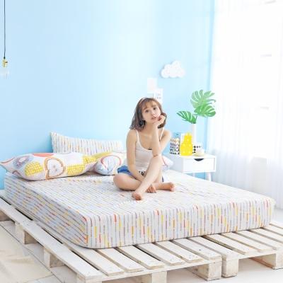 GOODDAY-假期-纖絨棉-防蹣系列-床包 (180x186cm)