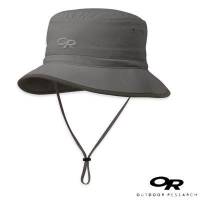 【美國 Outdoor Research】Bucket 抗UV中盤帽_深灰