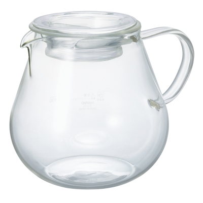 HARIO 簡約耐熱玻璃70咖啡壺 GS-70-T