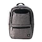 文青風電腦後背包-灰色5-UN-C6001-2