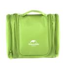PUSH! 旅遊用品防水防撕裂盥洗用具包便攜出差洗簌牙刷包(頂級款)S43嫩綠色