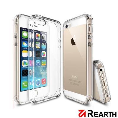 Rearth iPhone 5s/SE Fusion 高質感保護殼 贈保貼